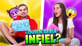 ¿QUIÉN ES MAS PROBABLE QUE VUELVA CON SU EX?/Moni Rosales