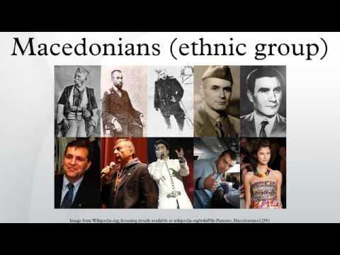 Macedonians (ethnic group)