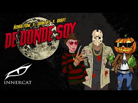 Ñengo Flow, John Jay, Brray – De Donde Soy (Audio Oficial) Prod. by Onyx Toca El Piano