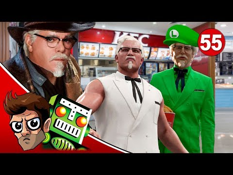 EGLX, KFC video games, and Gooigi is an eldritch horror - Pregame Discharge 55