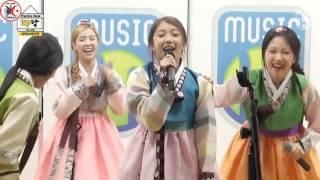 The ARK - Chuseok Şarkı Yarışması (Türkçe Altyazılı)