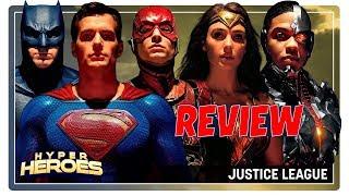 Justice League Expands the DC Universe - Spoiler Review