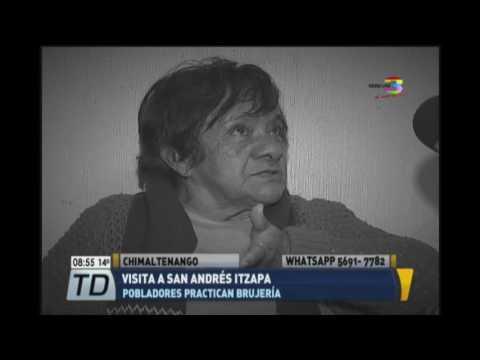 Visita especial a San Andrés Itzapa