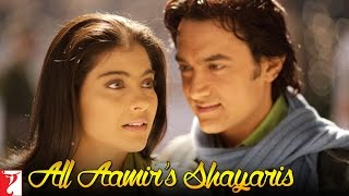 Video Back2Back: Fanaa Shayaris | Fanaa | Aamir Khan | Kajol download MP3, 3GP, MP4, WEBM, AVI, FLV Maret 2018