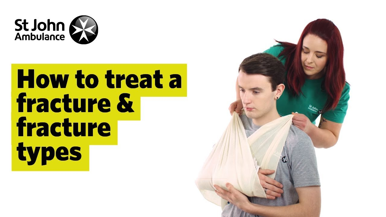 How To Treat A Fracture Fracture Types First Aid Training St