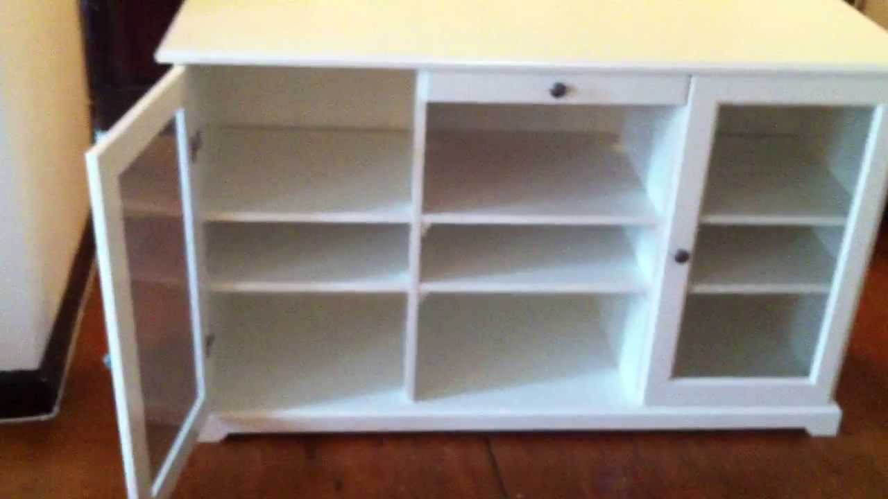 ikea liatorp tv stand assembly service video in owing