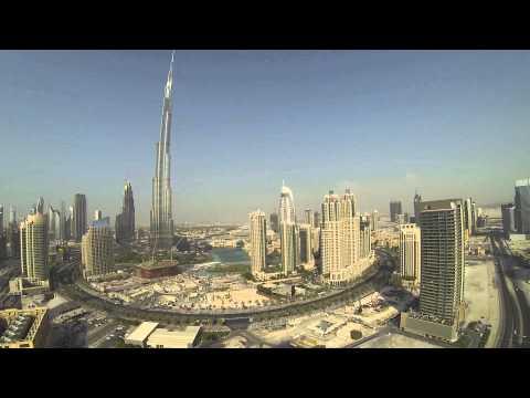 #ParavionLIVE. Priveliştea din apartamentele de la Hotel Taj Dubai, Dubai (2)