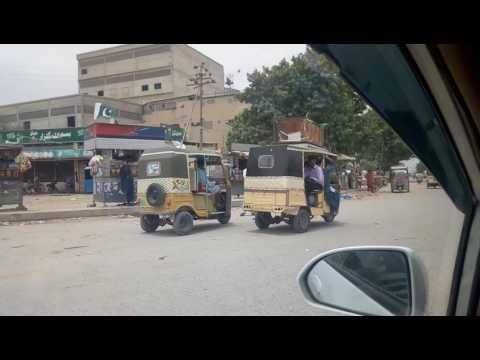 Karachi industrial area