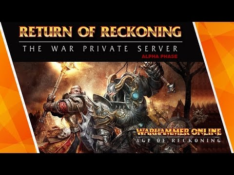 | Warhammer Online Return Of Reckoning – Présentation | FR |