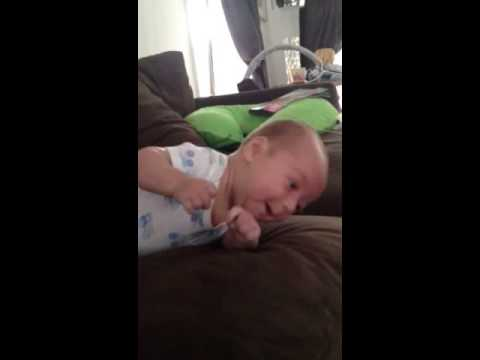 Baby Falling Off Couch YouTube