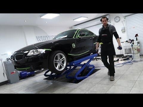 BMW Z4M Polish to Perfect - VLOG 047