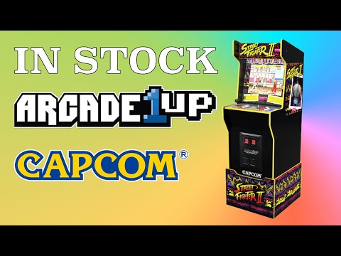 Arcade1Up Capcom Legacy Edition | It's BACK!!! from Original Console Gamer