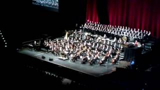 Ennio Morricone - The Good, the Bad and the Ugly / Man with the Harmonica live in Prague, 4.02.2017