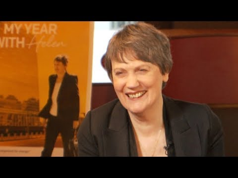 Helen Clark 2017  on documentary, sexism, the UN hub