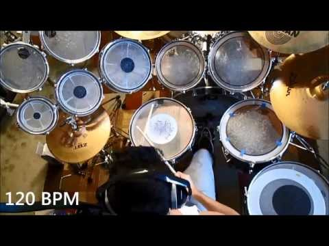 Enigma Machine Drum Solo Fill Tutorial