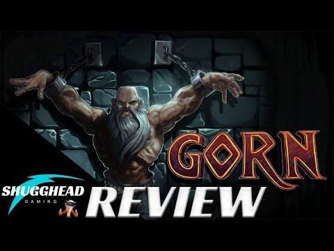 """gorn-psvr-review:-""""are-you-not-entertained""""- -ps4-pro-gameplay-footage"""