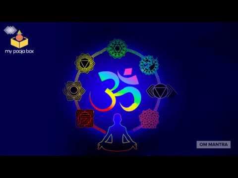 OM Mantra Meditation | 108 Times | OM Hymn