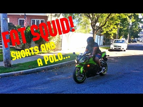 Thumbnail: First time riding a motorcycle - Honda CBR 600 RR