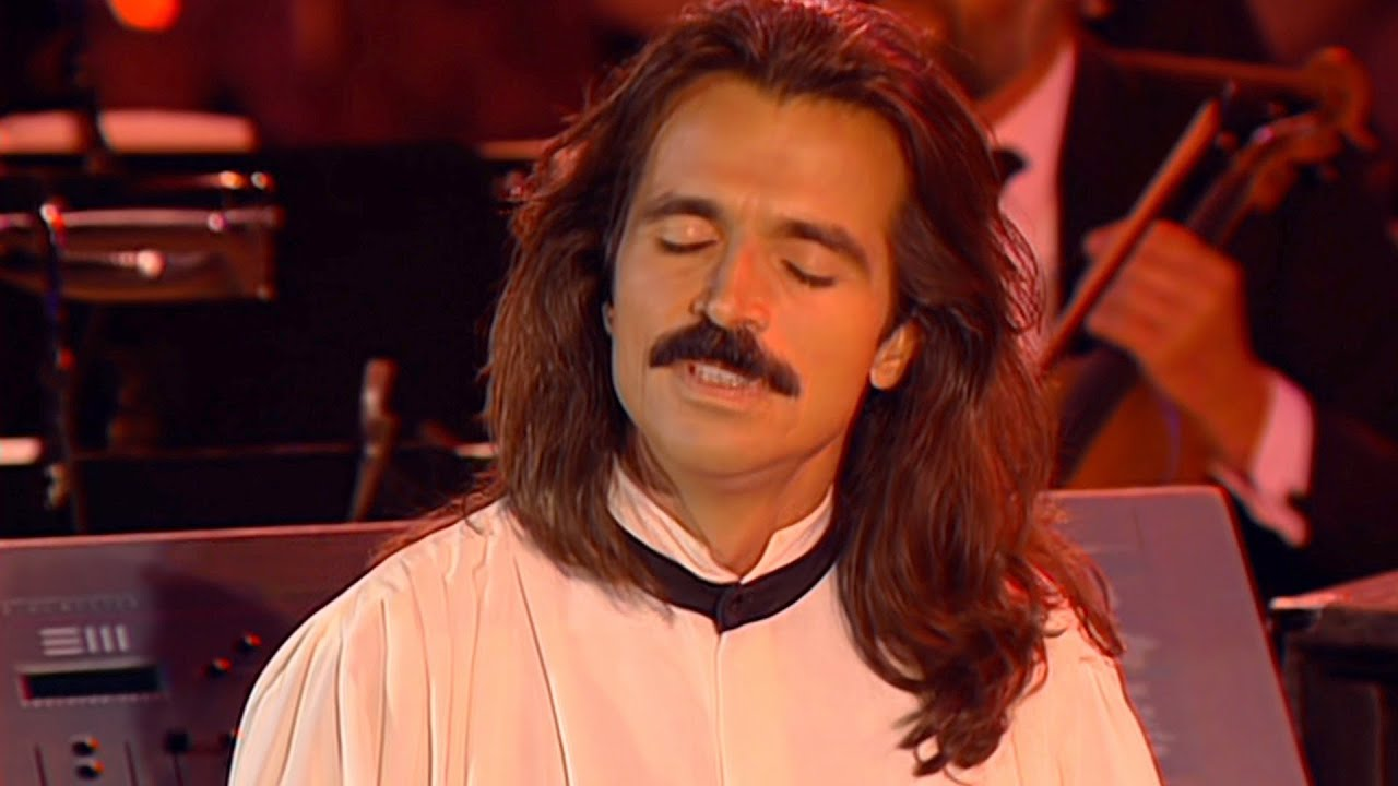 """Yanni - """"Within Attraction""""…Live At The Acropolis, 25th Anniversary!...1080p Remastered & Restored"""