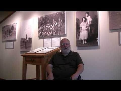 Father Zimmerman Reservation Exhibition