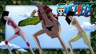 Robin is leaving the Straw Hats One Piece reaction 238-240