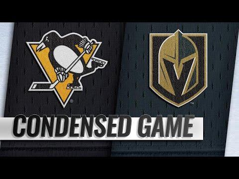 01/19/19 Condensed Game: Penguins @ Golden Knights