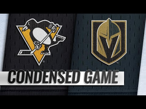 01/19/19 Condensed Game: Penguins @ Golden Knights