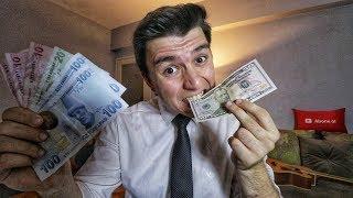 Dolar Neden Yükseliyor? Dolar Ne kadar Olur?