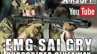 EMG Salient Arms International GRY Subscriber Giveaway!!!!