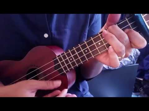 How To Play Raindrops Keep Falling On My Head Easy Ukelele Chords