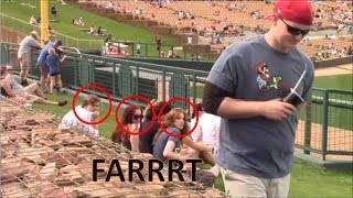 WET Fart Prank at Spring Training!! Choose my next video! Sharter Saturdays S1•Ep. 41