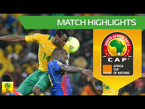 South Africa - Cape Verde | CAN Orange 2013 | 19.01.2013