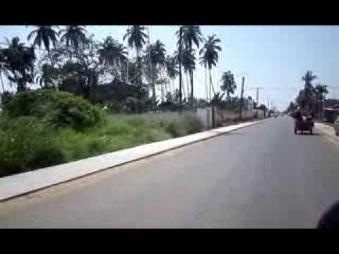 Voyage du Cameroun  Kribi