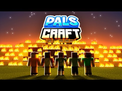 THE END OF PALSCRAFT! (PalsCraft 2 Finale)