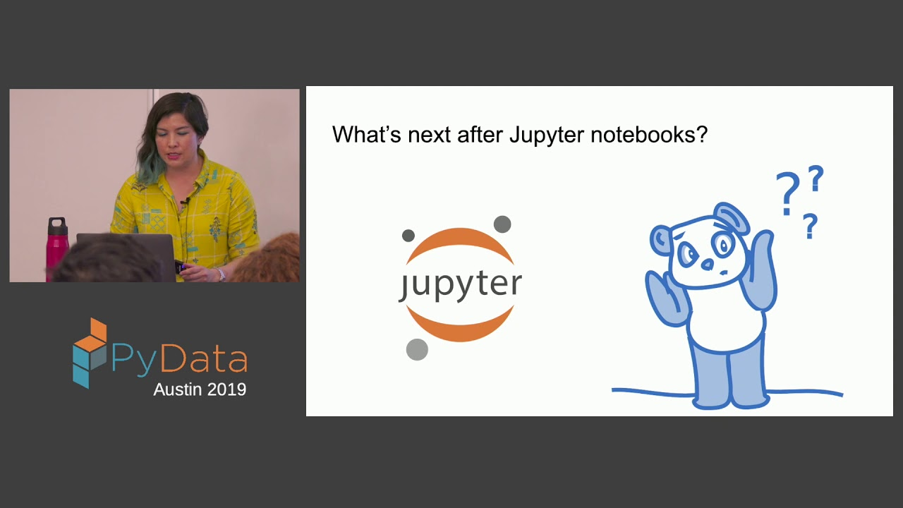 Image from Nicole Carlson: Productionalizing a Data Science Team | PyData Austin 2019