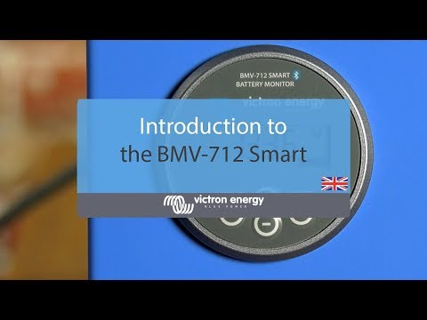 Introduction to the BMV-712 Smart