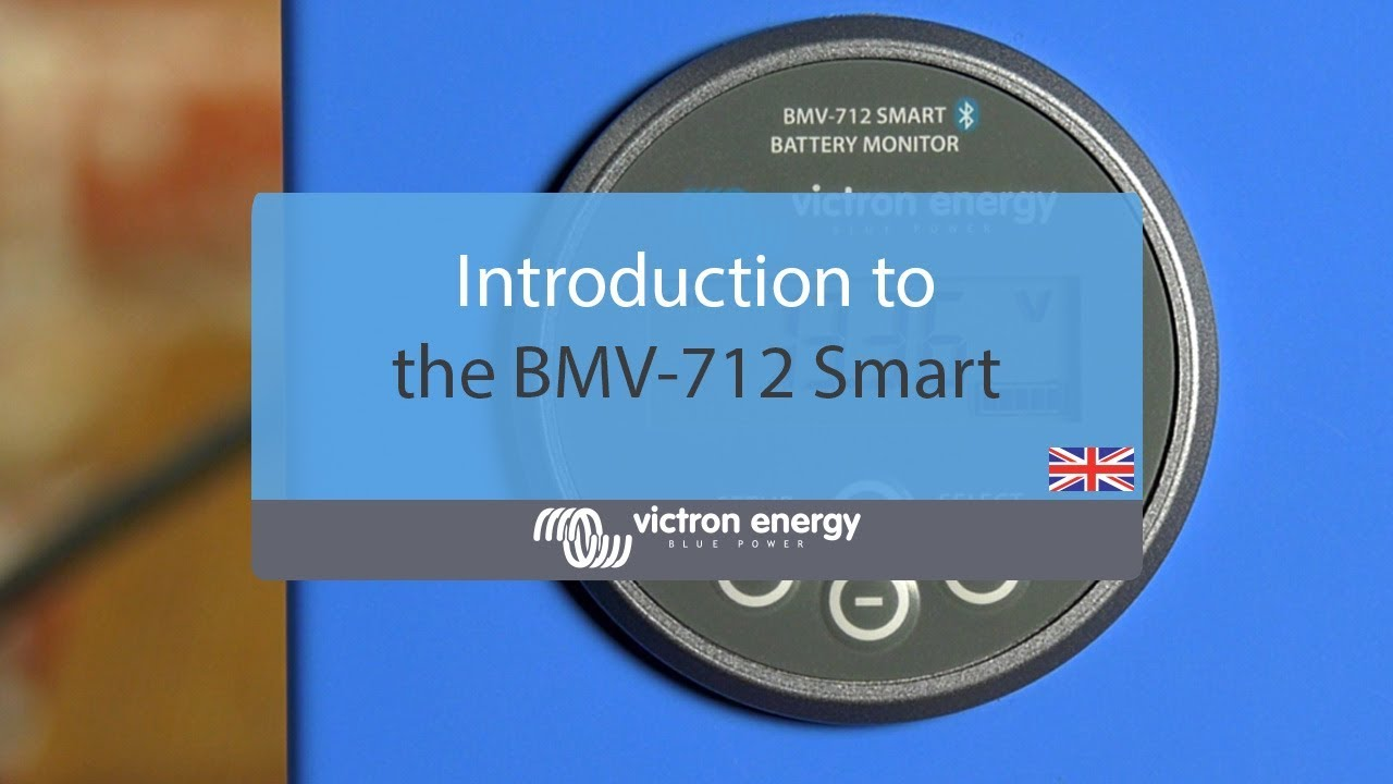 Download Introduction to the BMV-712 Smart