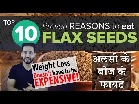 How to eat Flax Seeds? | Super Food | अलसी के बीज के फायदे ?
