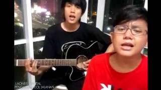 Lagu AYAH Akustik Gitar Angger feat Maulana LAONEIS BAND