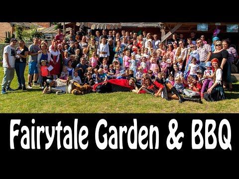 Fairytale Garden & BBQ - Walsall 2017 _ Popoluška Birmingham