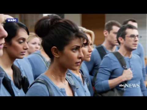 Priyanka Chopra Suffers 'Minor Incident' on Quantico Set