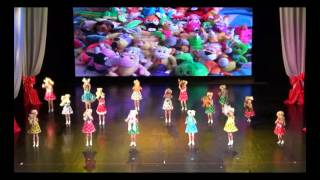 шоу балет ''Олександрія'' р. Благовєщенськ моя улюблена іграшка