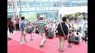 Nobitasan - Tetaplah Bersamaku (Perform at Pensi Smpn 7 Tangerang)