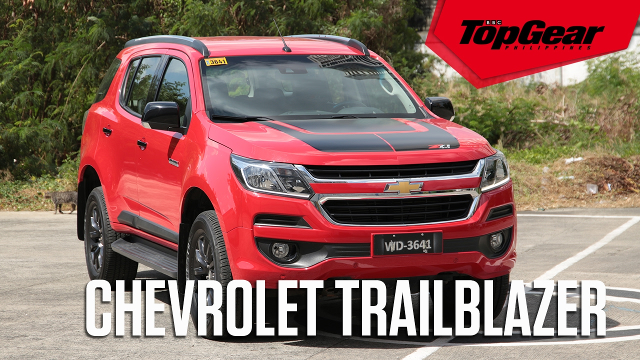 We try out the new Chevrolet Trailblazer - YouTube