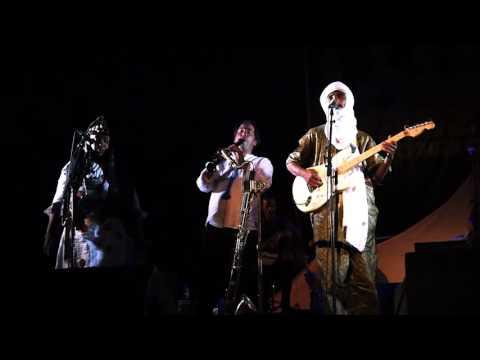 Imidiwen - Live #2 - Institut Français - Ouagadougou - Burkina Faso