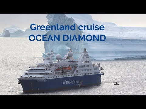 Iceland ProCruises - Greenland cruise aboard the Ocean Diamond