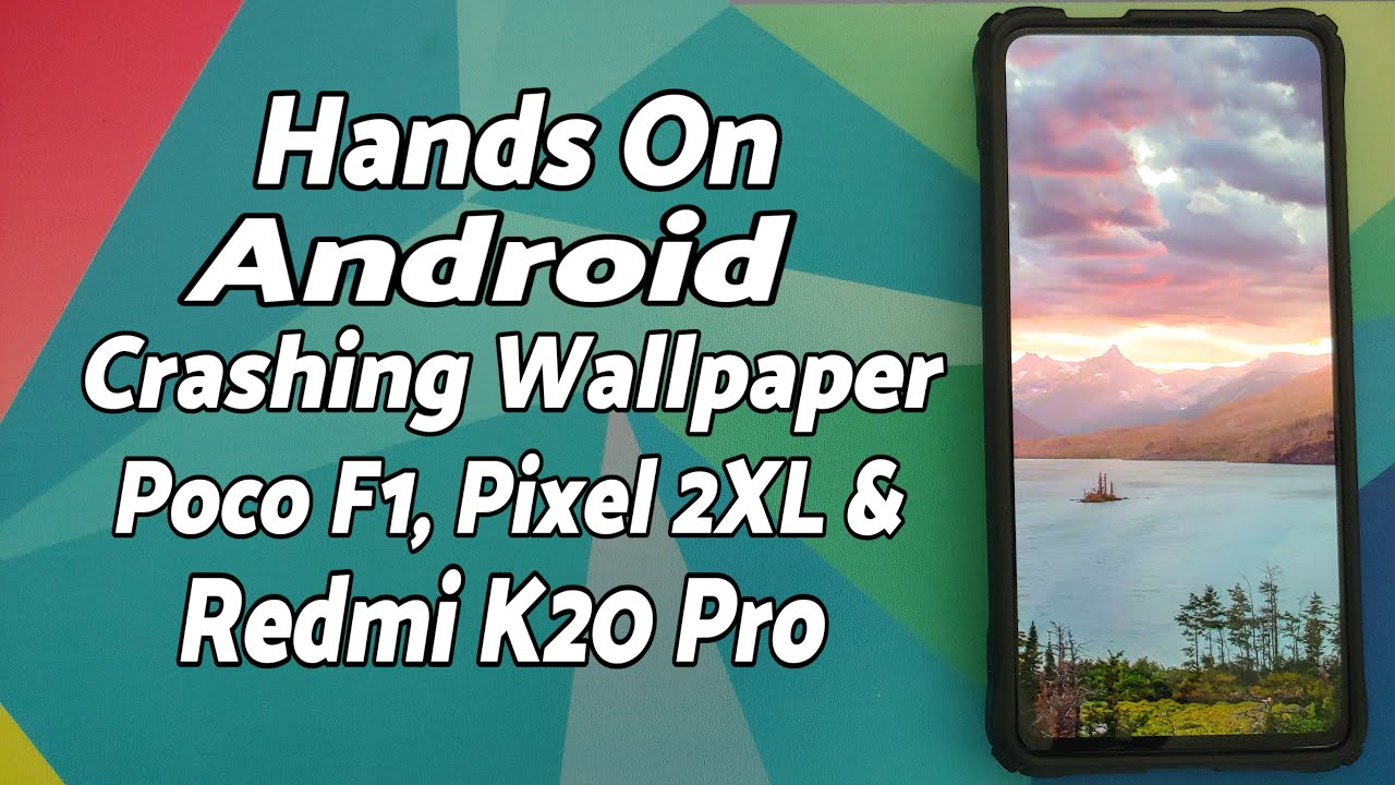 Cursed Wallpaper Soft Bricks Several Android Phones Details And Possible Workarounds Notebookcheck Net News