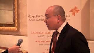 3rd Arab Women Leadership Forum - Nick Nadal