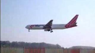 Martinair 767 At Ebbr