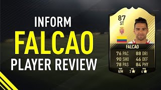 FIFA 17 TIF FALCAO (87) PLAYER REVIEW